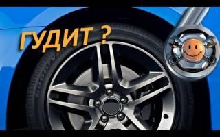 Как проверить подшипник ступицы переднего колеса