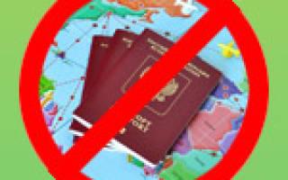 Выезд за границу со штрафами ГИБДД