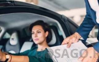 Доверенность на заключение договора купли продажи автомобиля