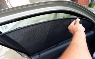 Какой штраф за сетки на передних стеклах?
