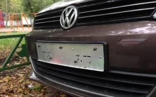 Утерян номерной знак автомобиля что делать?