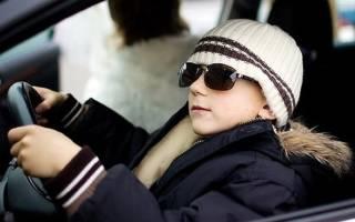 Что грозит несовершеннолетнему за езду без прав?