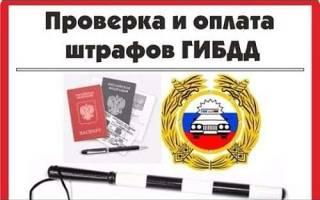 Проверка неуплаченных штрафов ГИБДД по водительскому удостоверению