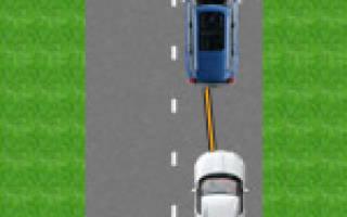 Разрешена ли буксировка на автомагистрали?