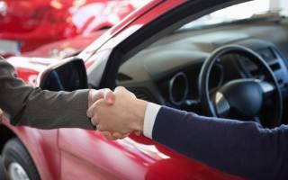После продажи машины нужно идти в налоговую