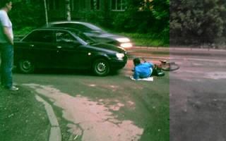 ДТП по вине пешехода ответственность водителя