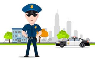 Имеет ли право полиция требовать страховку