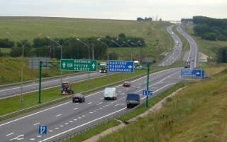 Разрешенная скорость на автомагистрали