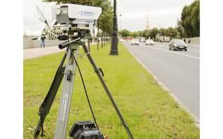 Какие нарушения фиксируют камеры ГИБДД?
