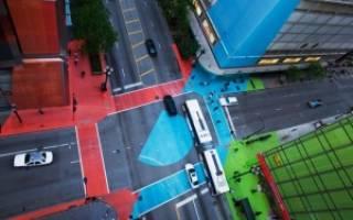 Разрешен ли обгон на нерегулируемых перекрестках?