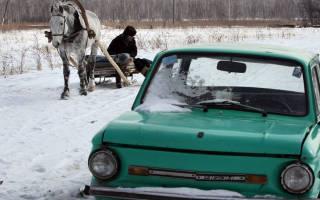 Налог на старые автомобили в России
