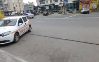 Ударили машину на стоянке что делать?
